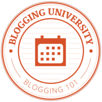 blogging university 101