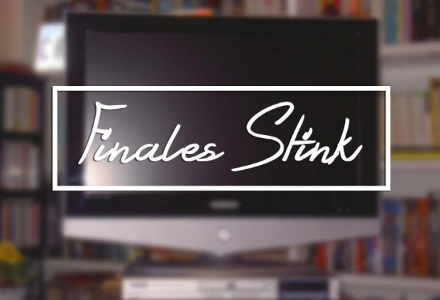 tv finales stink
