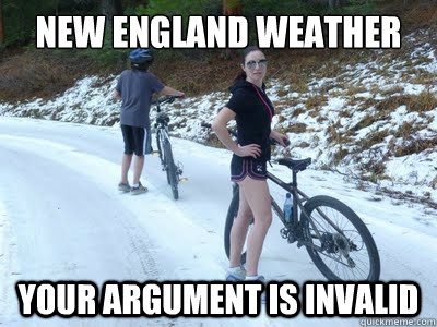 new england weather