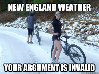 new england weather
