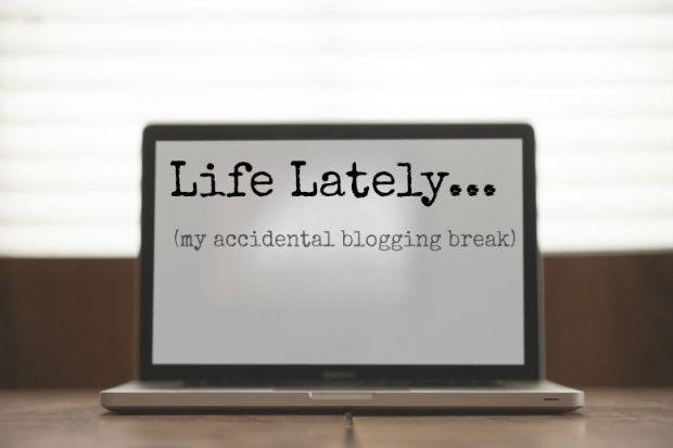accidental blogging break