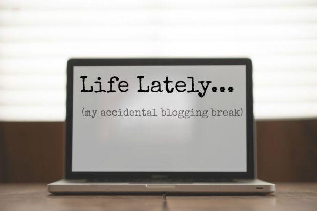accidental blogging break