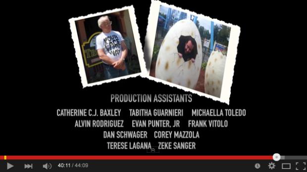 grandpaland movie credits