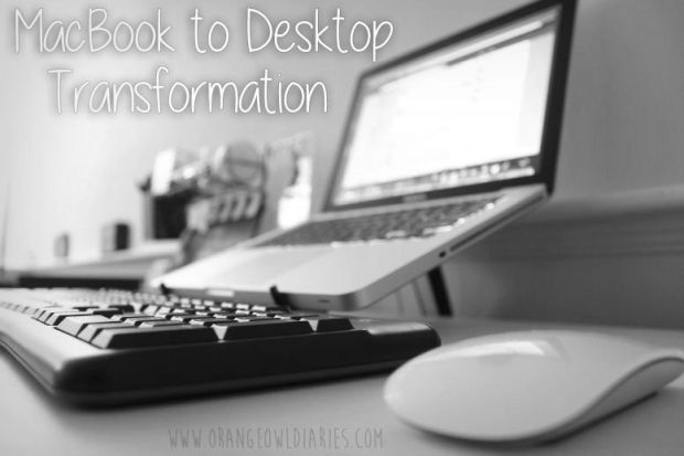 macbook to desktop transformation