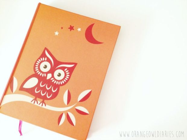 orange owl journal