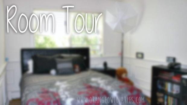 room tour title