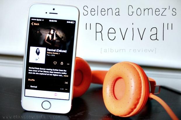 selena gomez revival review