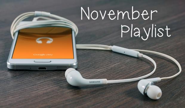 november playlist