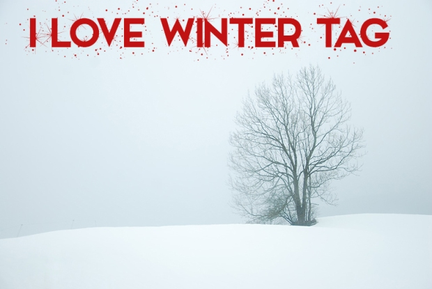 i love winter tag