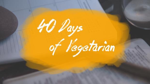 40daysvegetarian
