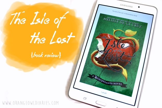 isle of the lost review