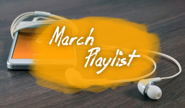 march playlist