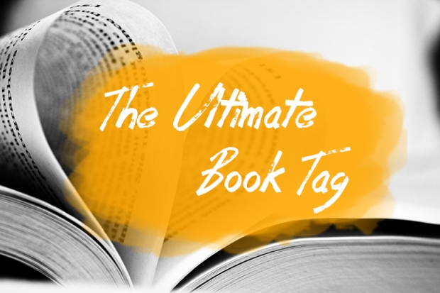 ultimate book tag