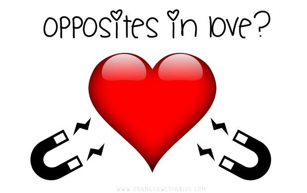 opposites in love
