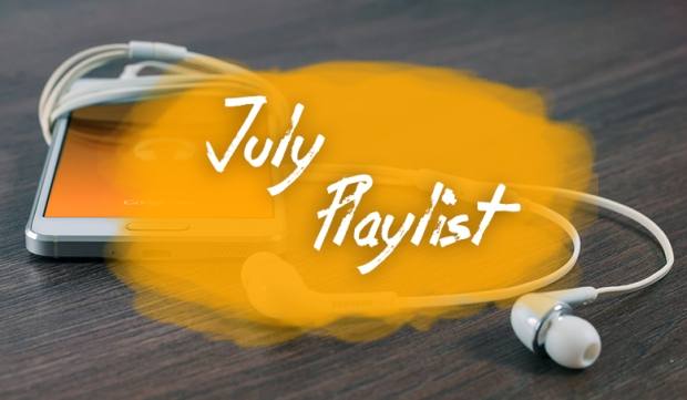 july playlist 2016