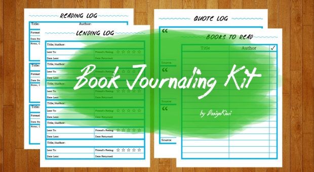 book journaling kit