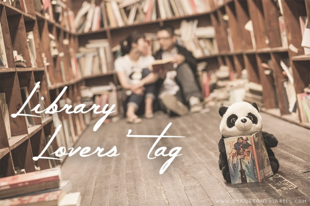library lovers tag
