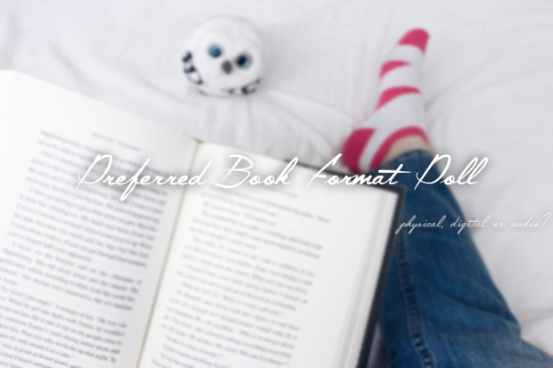 preferred book format