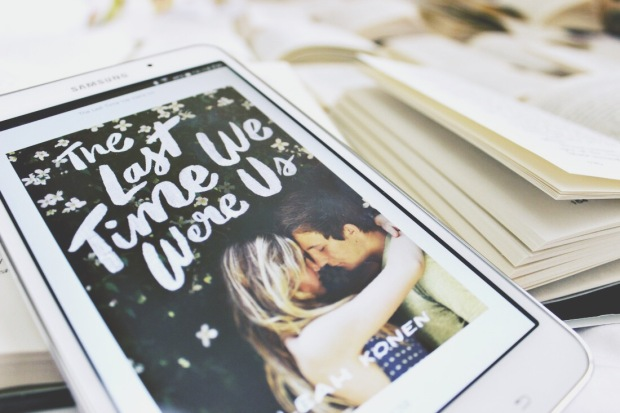 the last time we were us book