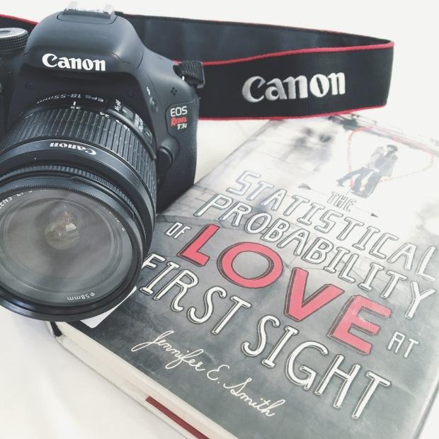 camera love at first sight book